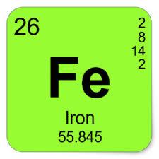 Sloučeniny železa